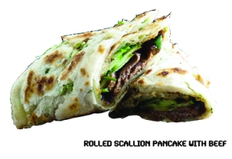 Rolled Scallion Pancake With Beef-01